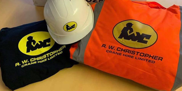 R.W. Christopher PPE for employees