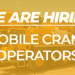 hiring mobile crane operators